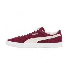 Puma Suede 90681 Pomegranate/White
