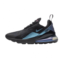 Nike Women's Air Max 270 Black/Laser Fuchsia-Regency Purple