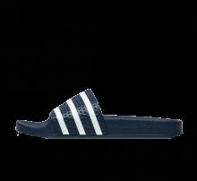 Adidas Adilette Adiblue/White