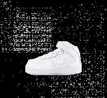 Nike Force 1 Mid TD White/White