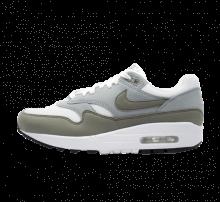 Nike Women's Air Max 1 White/Dark Stucco-Light Pumice