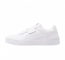 Puma Women's Cali Puma White/Puma White