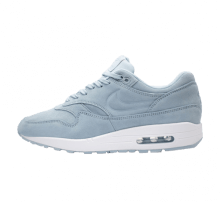 quality design 3b3cd f6fad Nike Women s Air Max 1 Premium LT Armory Blue
