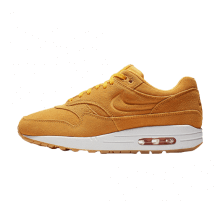 sale retailer 2524b 8374a Nike Women s Air Max 1 Premium University Gold