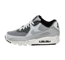 Nike Air Max 90 Premium Wolf Grey/Dark Grey-Black-Pure Platinum