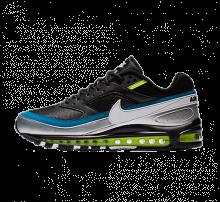 new styles 102c7 88cc9 Nike Air Max 97BW BlackWhite-Metallic Silver