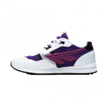 Hi-Tec Badwater 146 PU White/Purple-Red