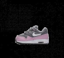Nike Air Max 1 TD Cool Grey/White-LT Arctic Pink