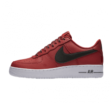 Nike Air Force 1 '07 LV8 NBA Pack University Red/Black