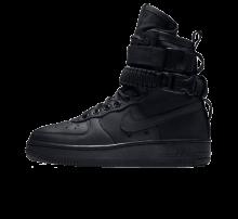 Nike Women's SF Air Force 1 Black/Black