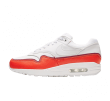 Nike Women's Air Max 1 SE White/Team Orange-True Berry