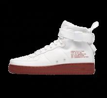 Nike SF Air Force 1 Mid Ivory/Mars Stone