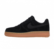 Nike Women's Air Force 1 '07 SE Black/Gum