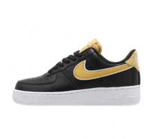Nike Women's Air Force 1 '07 SE Black/Wheat Gold