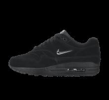 Nike Women's Air Max 1 Premium SC Jewel Black/Metallic Silver/Wolf Grey