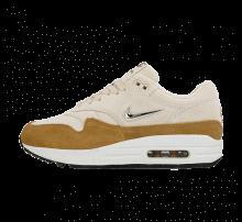 Nike Women's Air Max 1 Premium SC Beach/Metallic Gold Grain-Muted Bronze