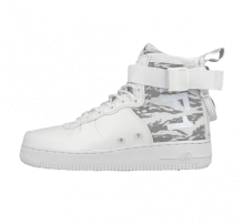Nike SF Air Force 1 Mid Premium White/White