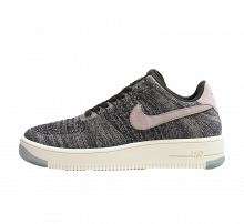 Nike WMNS Air Force 1 Ultra flyknit Low Midnight Fog/Silt Red