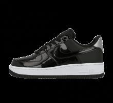 Nike 'Beautiful x Powerful' Women's Air Force 1 '07 SE Premium Black/Reflect Silver