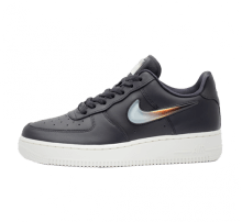 Nike Women's Air Force 1 '07 SE Premium JP Oil Grey/Bright Crimson-Obsidian Nist