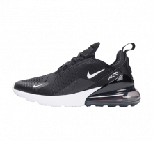Nike Air Max 270 Black/Anthracite-White-Solar Red