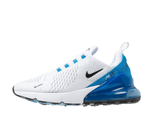 Nike Air Max 270 White/Black-Photo Blue