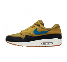 Nike Air Max 1 Golden Moss/Blue Force-Black