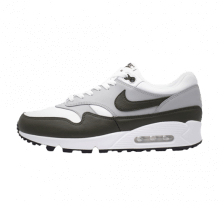 Nike Air Max 90/1 White/Cargo Khaki-Black