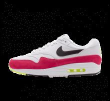 Nike Air Max 1 White/Black Volt-Pink Rush