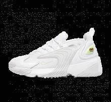 Nike Women's Air Zoom 2K White/Barely Volt-Ghost Aqua