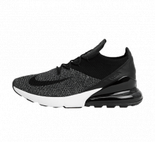 Nike Air Max 270 Flyknit Black/White
