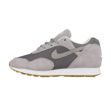 Nike Women's Outburst Gunsmoke/Atmosphere Grey-White