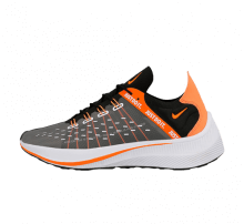 Nike EXP-X14 SE Black/Total Orange-White-Cool Grey