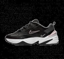 Nike Women's M2K Tekno Black/Plum Chalk-Dark Grey-Summit White