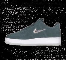 Nike Women's Air Force 1 '07 Premium LX Faded Spruce/Metallic Silver