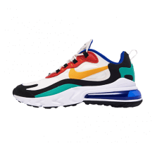 Nike Air Max 270 React Bauhaus Phantom/University Gold