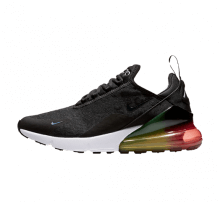 Nike Air Max 270 SE Black/Black-Laser Orange-Ember Glow