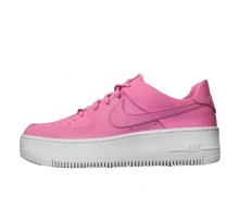 Nike Women's Air Force Sage 1 Low Psychic Pink/White