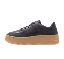 Nike Women's Air Force 1 Sage Low LX Oil Grey/Gum