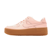 huge selection of 723e6 79ba4 Nike Women s Air Force 1 Sage Low LX Pink Gum
