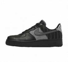 Nike Women's Air Force 1 LO Black/White