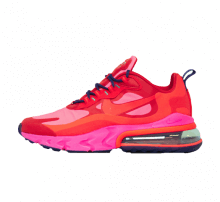 Nike Women's Air Max 270 React Mystic Red/Bright Crimson