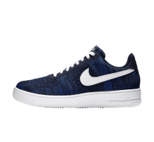 Nike Air Force 1 Flyknit 2.0 College Navy/White-Obsidian