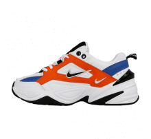 Nike M2K Tekno Summit White/Black-Team Orange