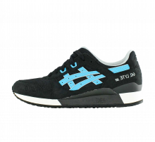 Asics Gel Lyte III Black/Atomic Blue