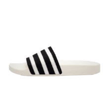 Adidas Adilette Footwear White/Core Black