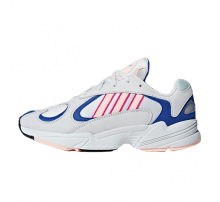 Adidas Yung-1 Crystal White/Clear Orange