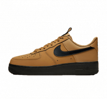 Nike Air Force 1 '07 Wheat/Black-Midnight Navy