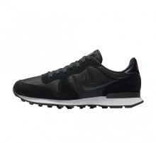 Nike Internationalist Black/Monarch-White