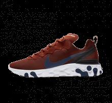Nike React Element 55 Mars Stone/Midnight Navy-Black-White